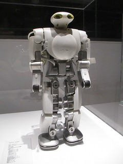 Robot by FuRo, Skytree, Tokyo, Japan