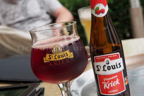 ベルギービール クリーク