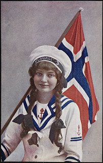 """""""Norge"""", 1914"""