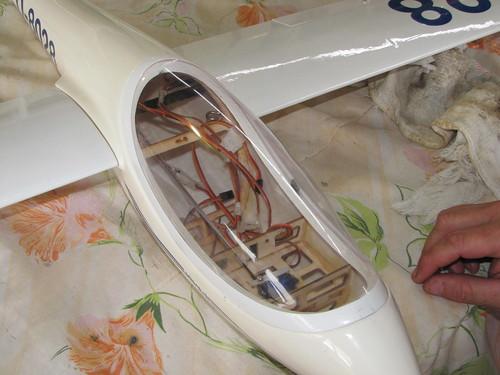 Planador ASW 28 Da montagem aos acertos e vôo 8450496795_4321e2b59e
