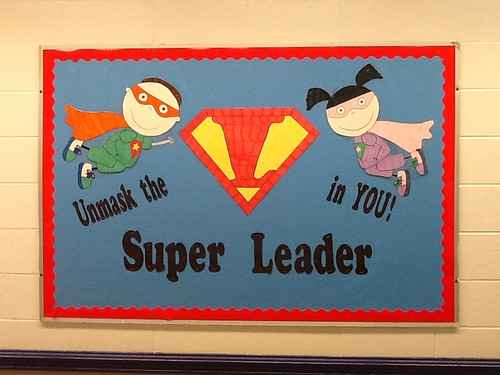 Filling the frame with learning week 22 leader in me visit for 7 habits decorations