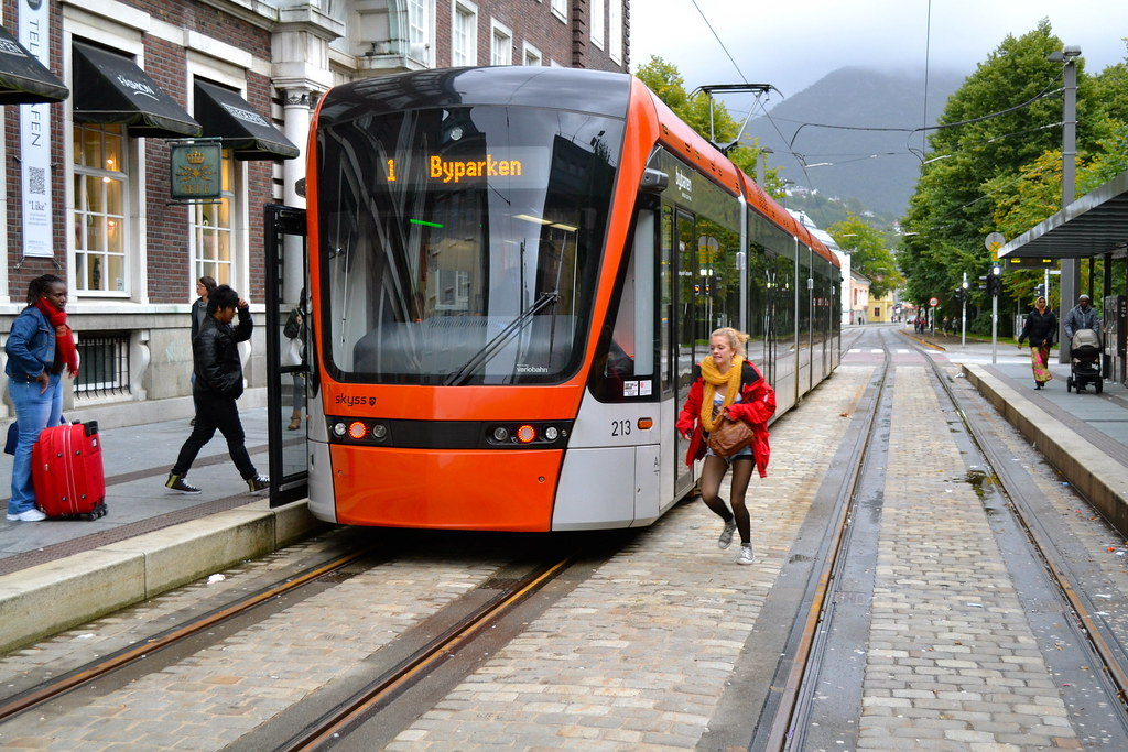Настоящий трамвай