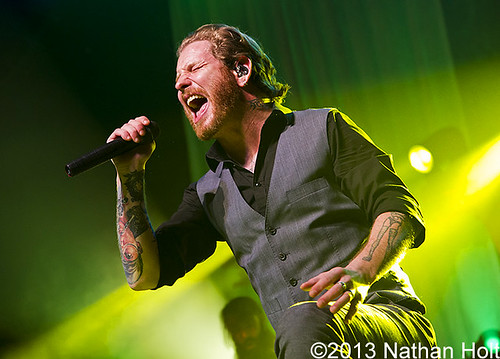 Stone Sour - 01-27-13 - Congress Theatre, Chicago, IL