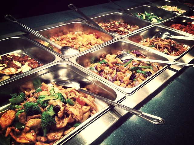 Asian Cuisine Buffet Of Chinese Food Buffet Flickr Photo Sharing