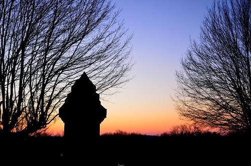 ohio cemetery sunrise dawn nikon bellbrook nikond5100 kkfrombb