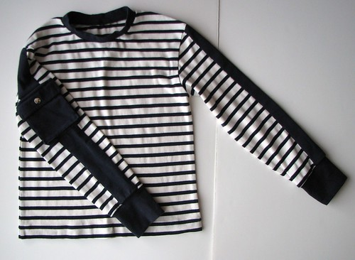 Long-Sleeved T: Ottobre 1/2010 #24