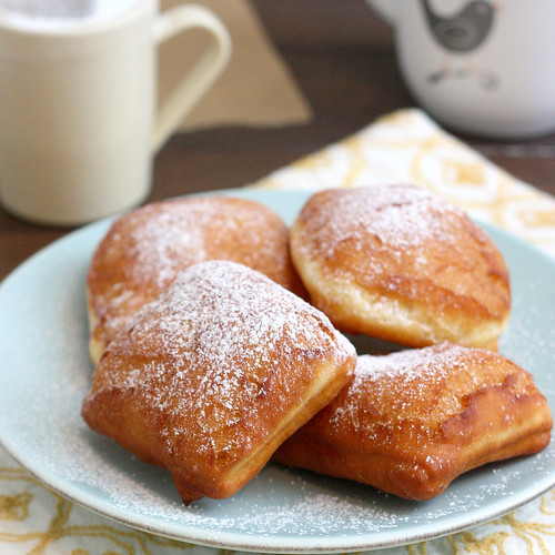 Beignets | Tracey's Culinary Adventures