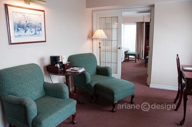 Hotel Grand Pacific/Harbour View Suite