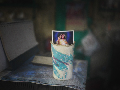 Coffee Cup Jesus