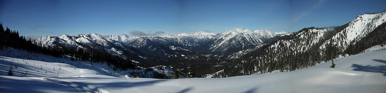 NW Meadows Pano