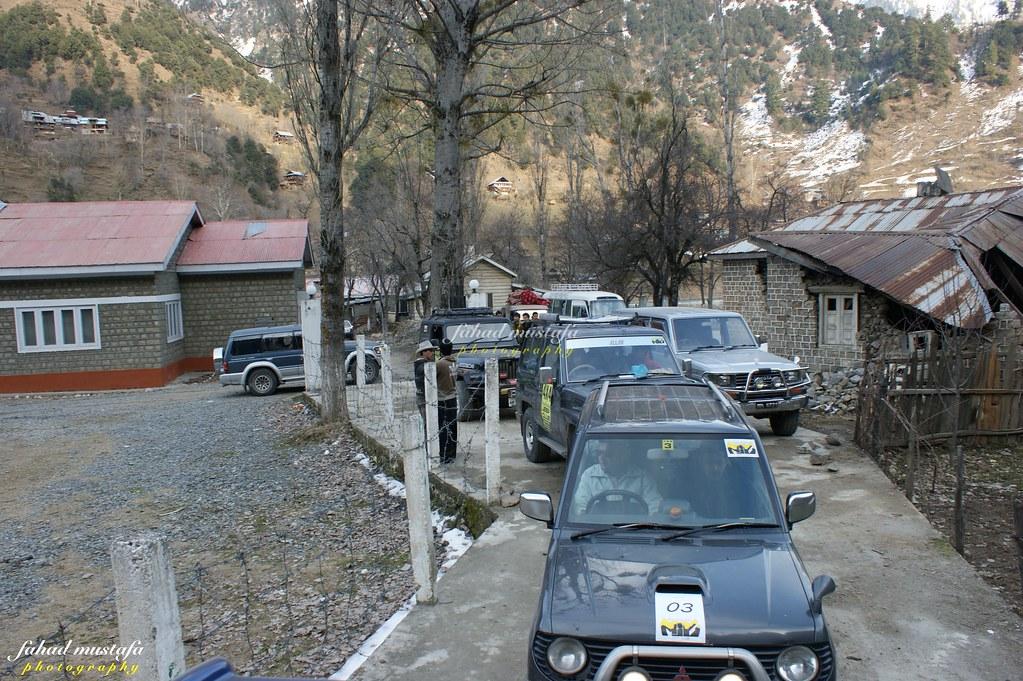 Muzaffarabad Jeep Club Neelum Snow Cross - 8468184589 a03553c309 b