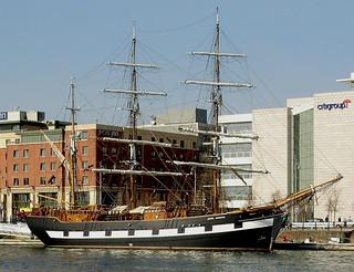 Jeanie Johnstone Tall Ship