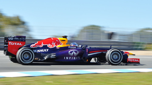 Vettel's 2013 Contender