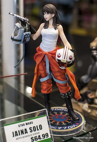 Toy Fair Internation 2013: Kotobukiya