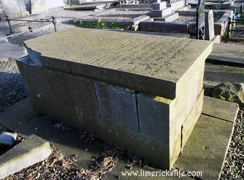 St. Mary's headstone