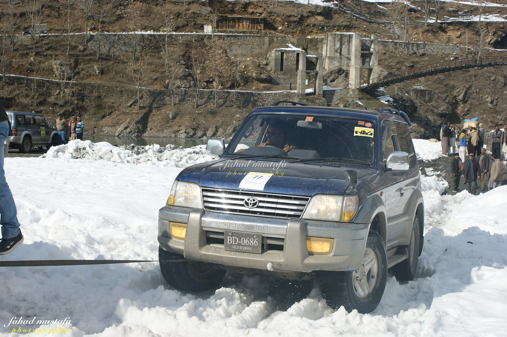 Muzaffarabad Jeep Club Neelum Snow Cross - 8471013675 2e4586fbbb b