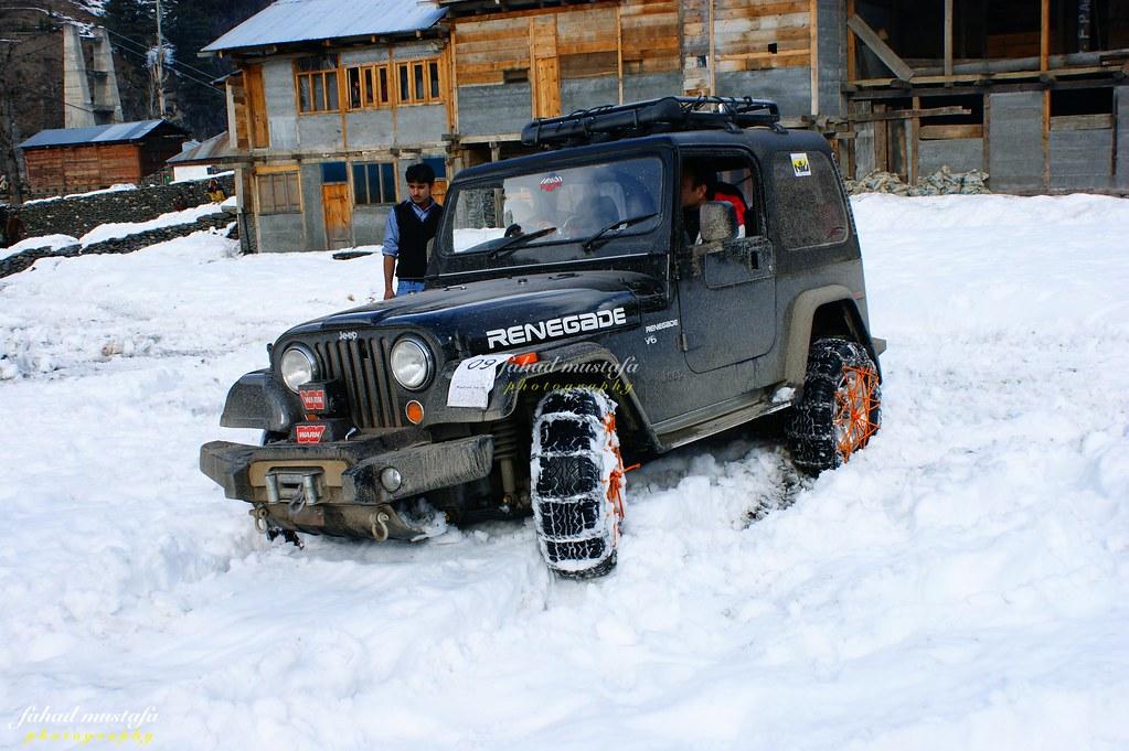 Muzaffarabad Jeep Club Neelum Snow Cross - 8471999596 91cdfeb04e b