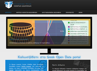 [IMG: Greek open data hub]