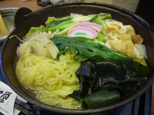 ちゃんこ鍋専門店『ちゃんこ堂』@橿原市-09