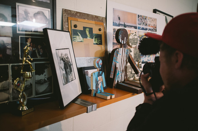 Behind the lens with Marque Cox
