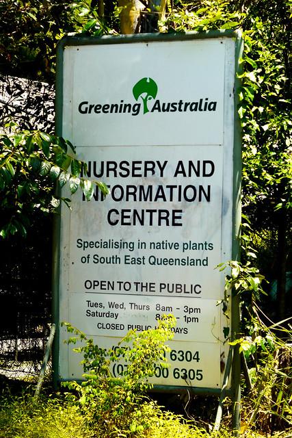 Greening Australia Nursery 1