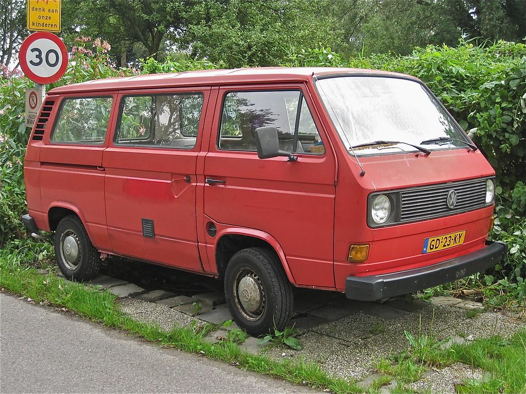 1980 volkswagen transporter t3 van a photo on flickriver. Black Bedroom Furniture Sets. Home Design Ideas