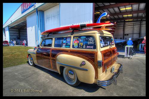 museum wagon florida suburban woody titusville hdr warbird photomatix valiantaircommand d80 3exp tokina1116mm