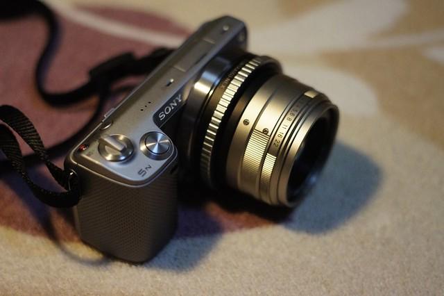 NEX-5N CONTAX Biogon 28mm F2.8