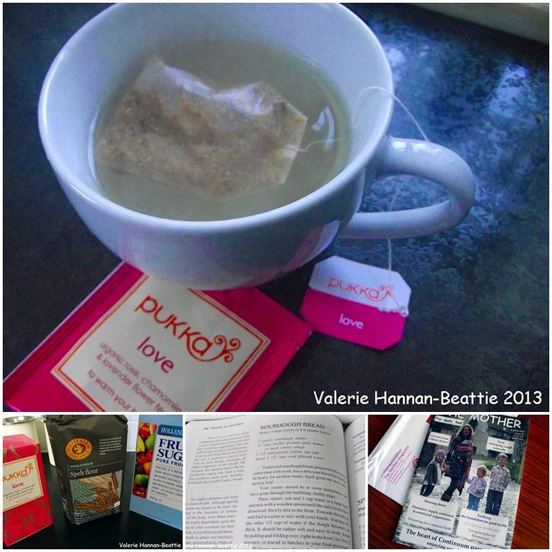 pukka love tea spelt flour