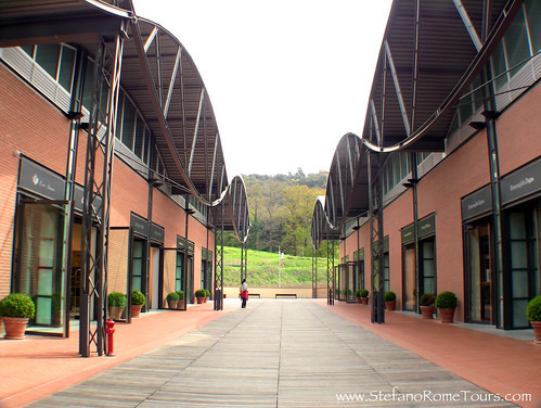 The Mall (Designer Outlet Mall in Tuscany)