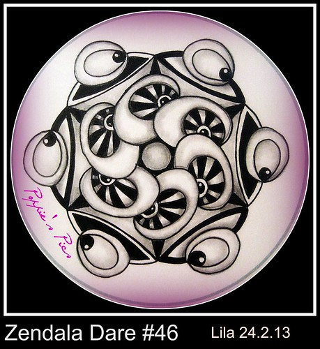 Zendala Dare # 46b by Poppie_60