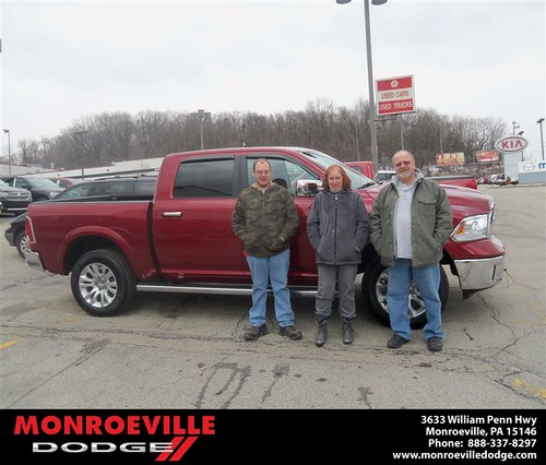 Congratulations to Nicholas Krill on the 2013 Dodge Ram by Monroeville Dodge