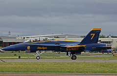 Blue Angels Boeing F/A -18 Hornet