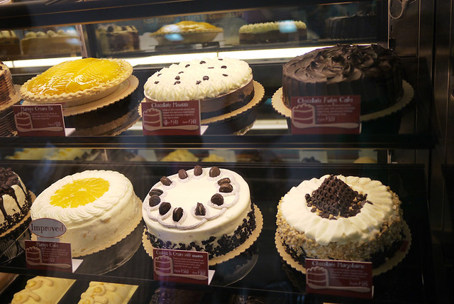 Goldilocks Chocolate Cake Flavors