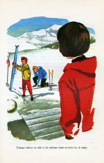 Puck dans la neige, by Lisbeth WERNER-image-50-150