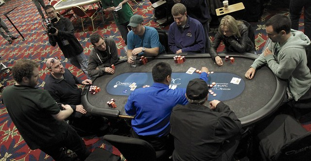2689 Chris Klodnicki Triples and Jen Harman Busts Scott Seiver