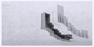 jørn utzon, architect, unbuilt paper factory proposal, morocco 1947