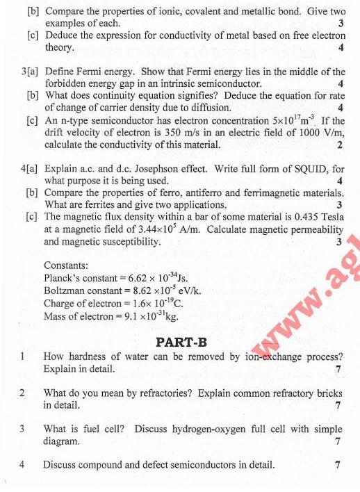 NSIT Question Papers 2008 – 2 Semester - End Sem - EC-EE-115