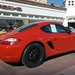 2007 Porsche Cayman 5spd Guards Red Black in Beverly Hills @porscheconnection 714