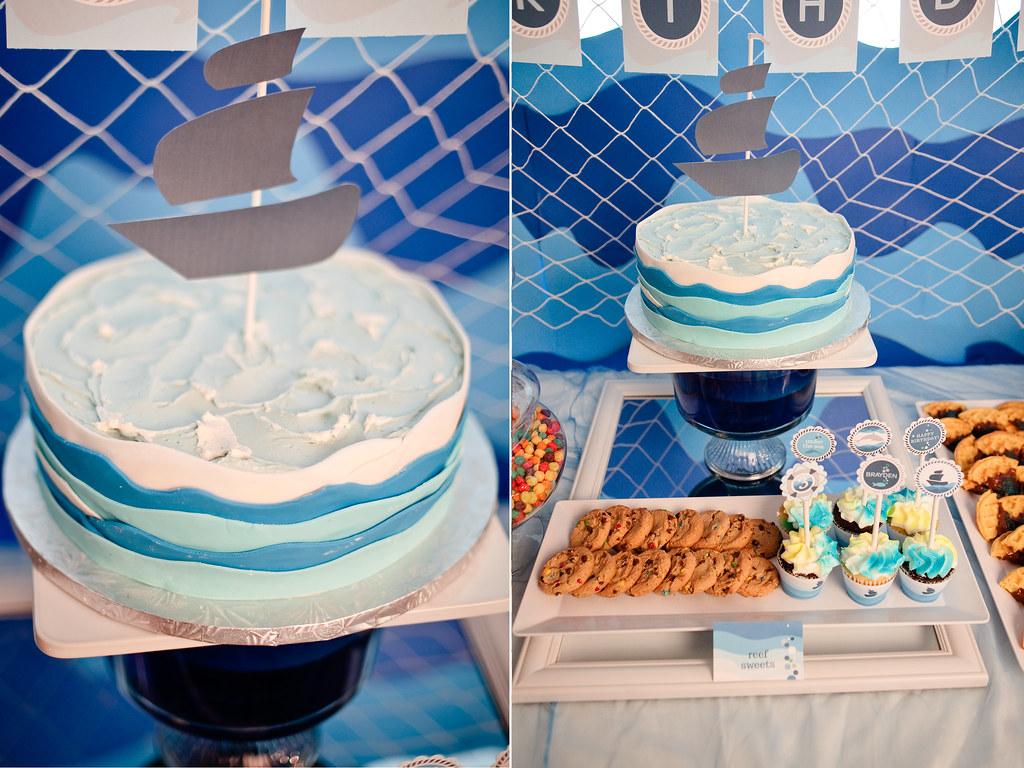 Brayden's Under the Sea Birthday Party-64_2