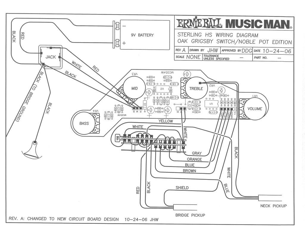 sterling music man b wiring diagram