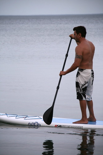 Paul Peic, SUP, Stand Up Paddleboarding in Toronto, Ontario