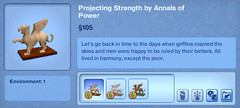 Projecting Strength by Annals of Power