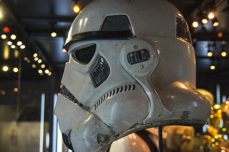 Storm Trooper Helmet