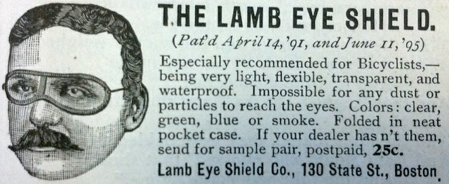 Lamb Eye Shield
