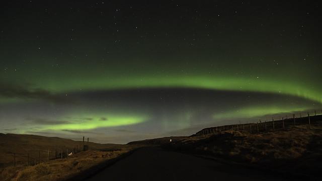 Aurora Borealis - Faroe Islands