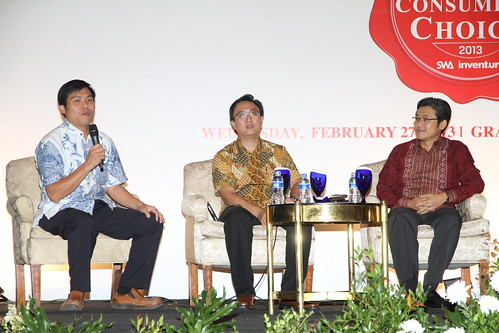Indonesia Middle-Class Brand Forum 2013-Budiman