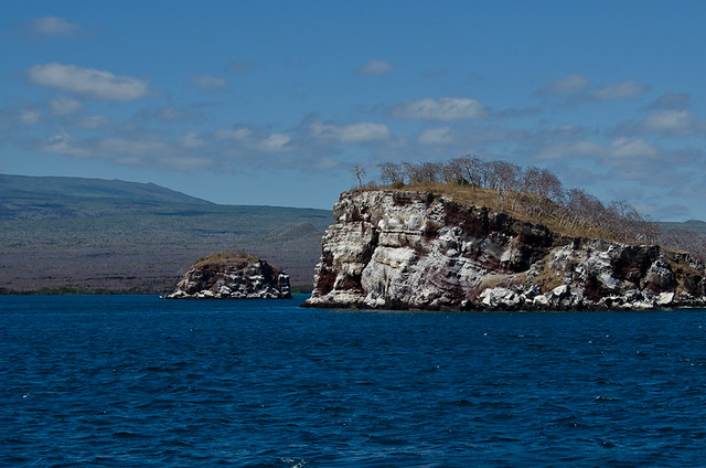 Galapagos: Micro-islands from the cruise