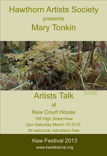 Mary Tonkin Poster