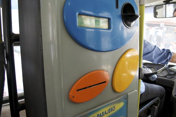Ônibus em Buenos Aires 5